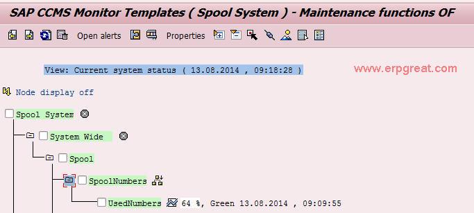 Spool Administration In SAP Basis