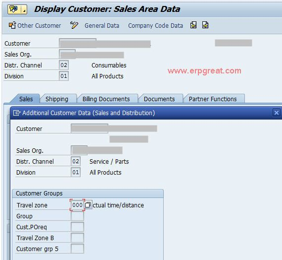 customer master in sap sd pdf