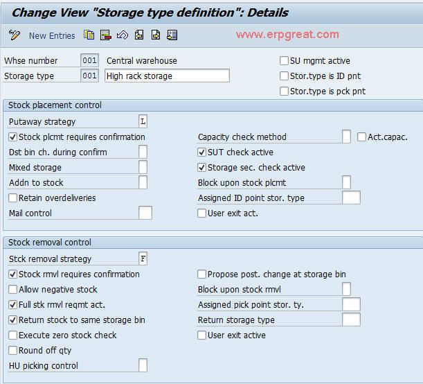 Defining Storage Type | What Is Storage Type